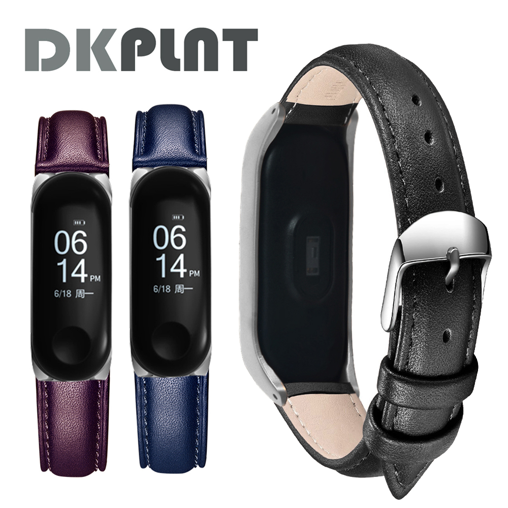 Colorful Leather band for Xiaomi Mi Band 2 And Miband3 Strap watch wrist strap For xiaomi mi band 3 accessories bracelet Strap nylon wrist strap arm band mount strap accessories for xiaomi yi sports camera