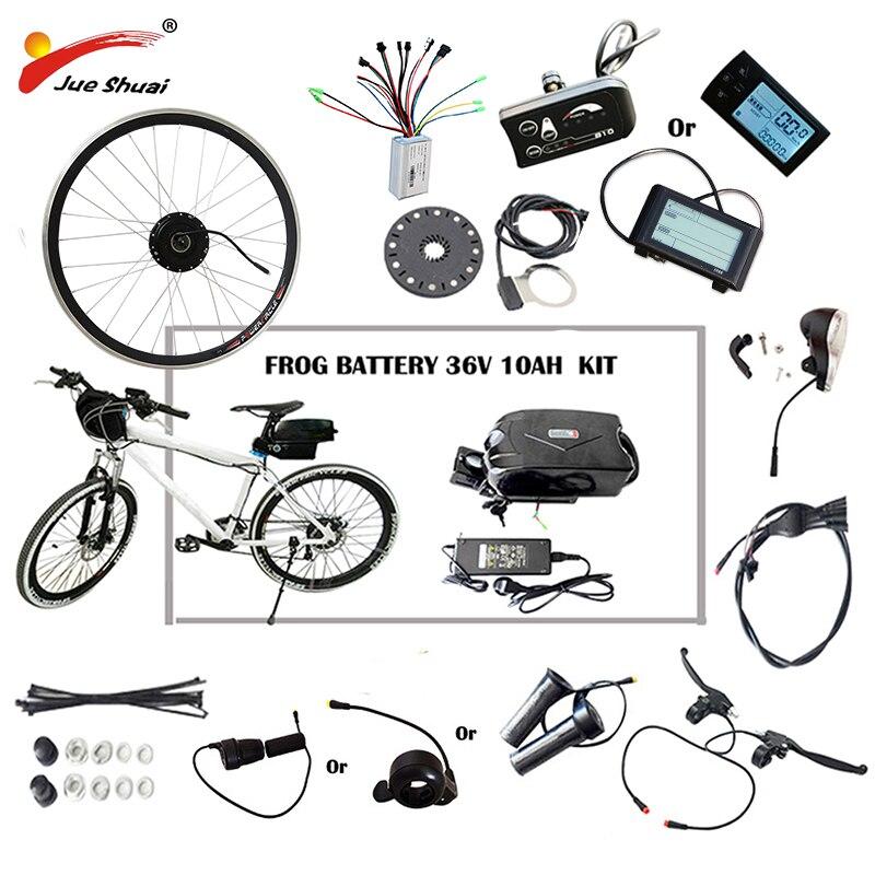 36V 48V 250 W-500 W Bicicleta Elétrica Kit para 20