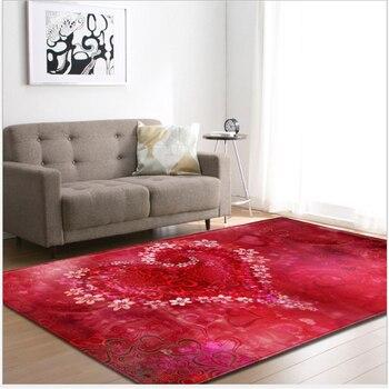 AOVOLL 2019 nuevas alfombras de estilo exótico para sala de ...