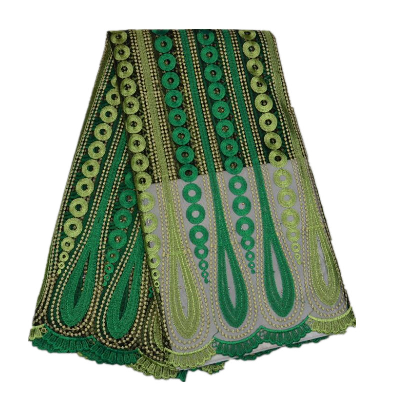 African 100% Cotton Hot Tulle Embroidery Indian Bridal Lace FabricAfrican 100% Cotton Hot Tulle Embroidery Indian Bridal Lace Fabric