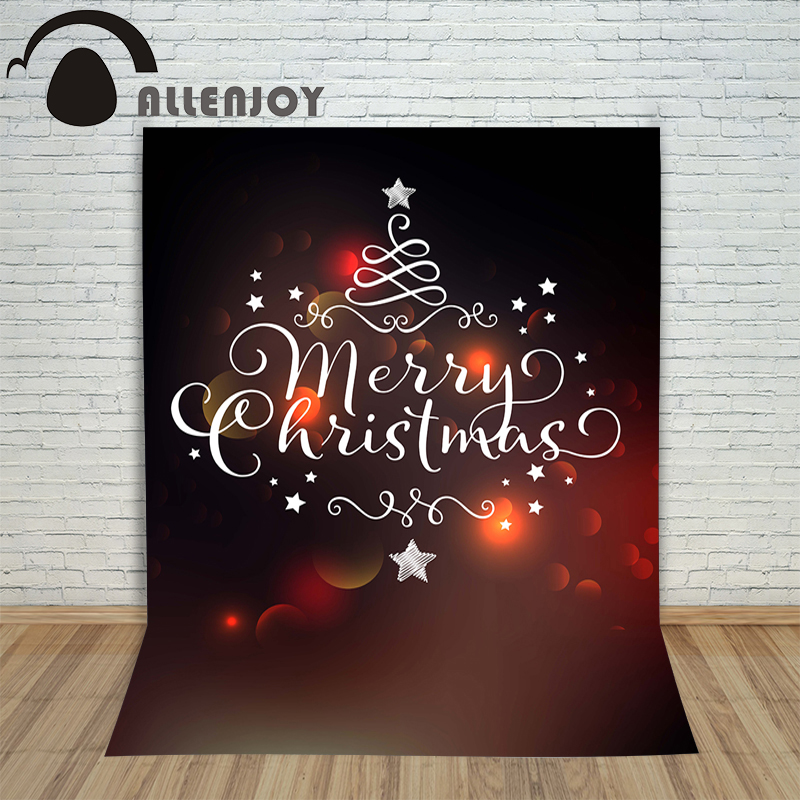 все цены на Allenjoy photography backdrops tree winter hand drawn stars kids holiday merry baby shower profession christmas backgrounds онлайн