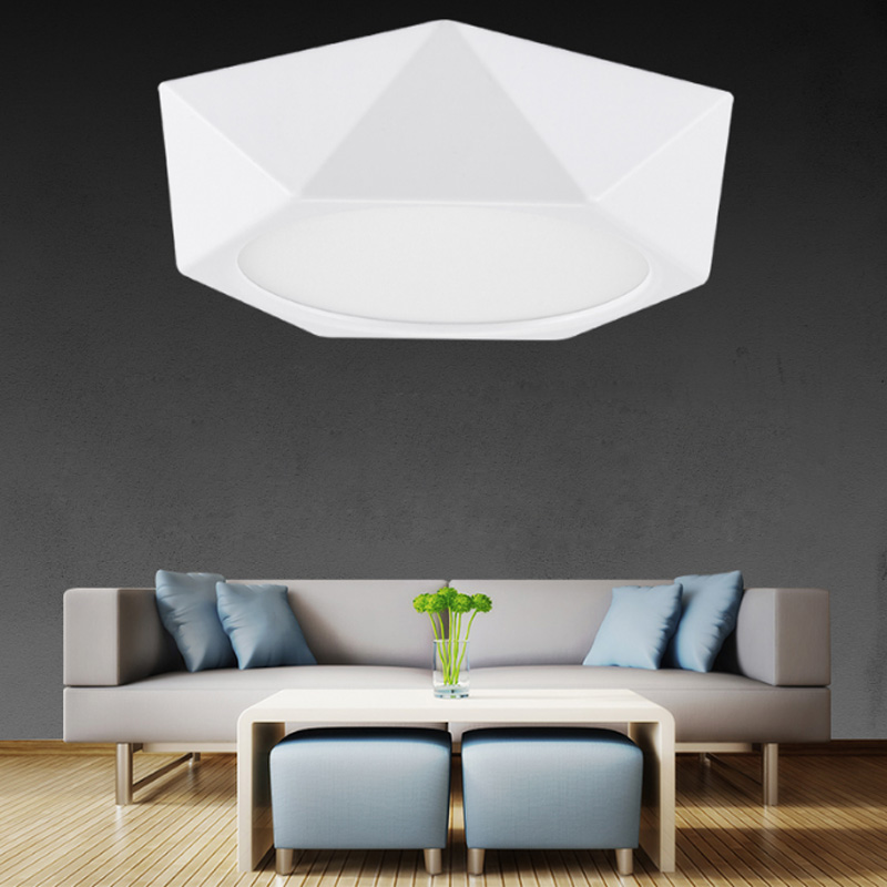 Ultra-thin 6W 12W 18W 24W Diamond Square Panel LED SPOT Light Surface Mounted Downlight ceiling down lamp AC110V 240V стоимость