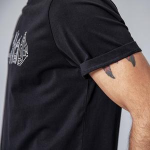 Image 5 - Simwood 2020 verão t shirt men metro mapa imprimir moda tshirt casual manga curta 100% algodão mais tamanho topos 190162