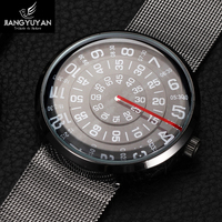 New Arrival Quartz Watches Men Fashion Casual Watch Brand Wristwatches Wholesale