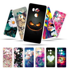 Bolomboy Painted Case For HTC U11 Eyes Case Silicone Soft TPU Cases For HTC U11 Eyes Cover Wildflowers Cute Animal Bags цена и фото
