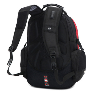 Image 5 - Backpack Fashion Leisure Shoulder Travel School Bags Laptop Computers Unisex Rucksacks Bagpack Hot Super Quality laptop travel