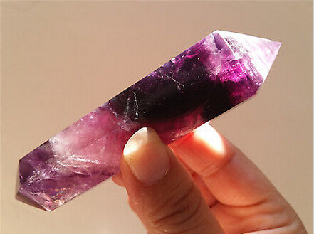The crystal wand sex toy