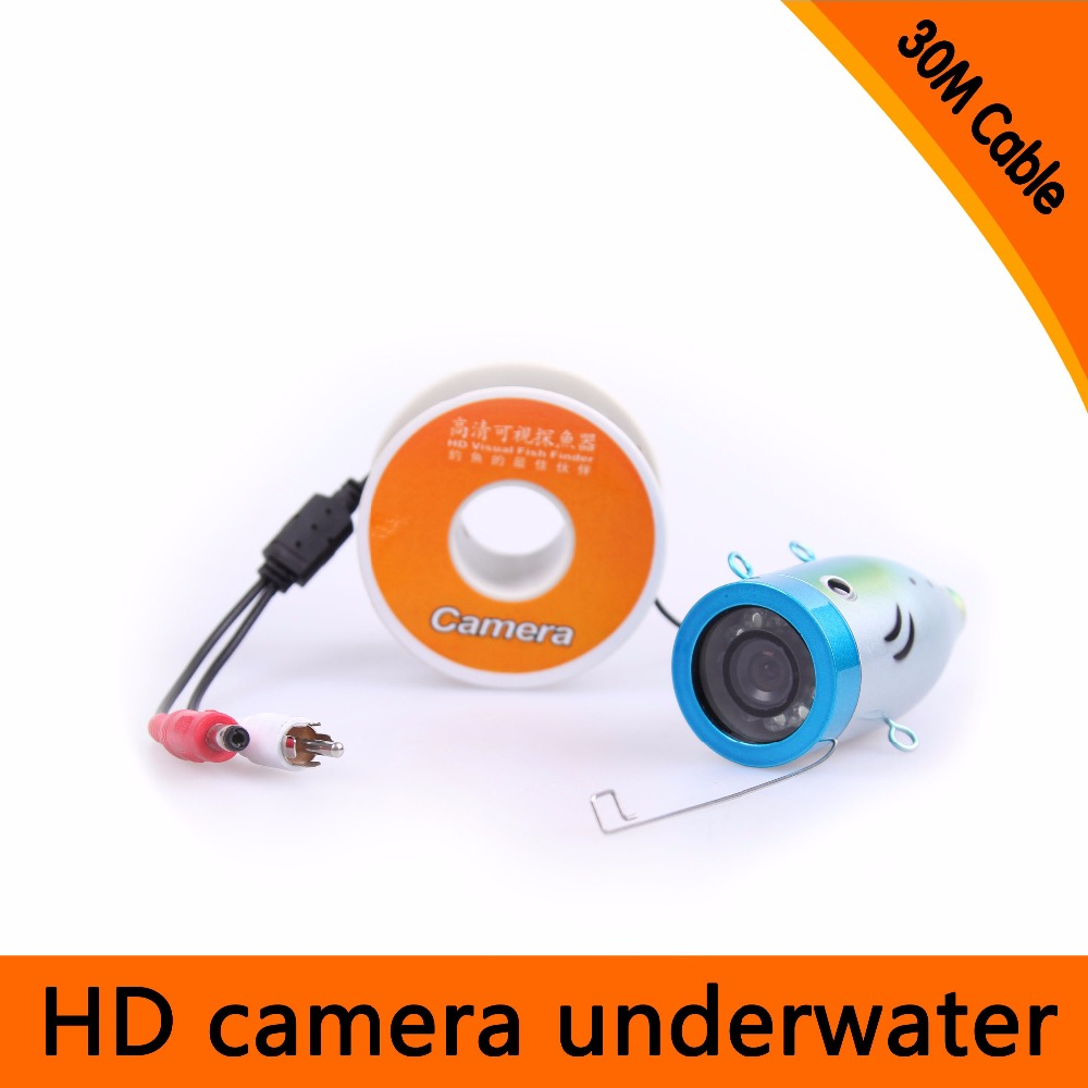 7 Inch 700TVL 30M Water-Proof IP66 DVR Function  Fishing Camera AV  Endoscope 3 5 inch 5 5mm 5x zoom play back av handheld endoscope water proof ip66