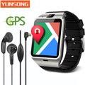 Smart Watch Носимых Устройств Aplus GV18 спорт Смарт браслет Дети Наручные Часы Bluetooth Smartwatch PK GT08 M26 U8 Смарт-группы