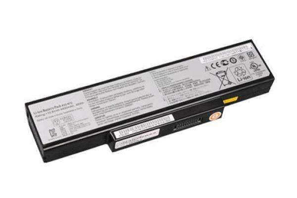 Replacement for ASUS A72, K72, K73, N71, N73, X77 Series Laptop Battery