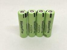 MasterFire 8PCS/LOT 100% Original NCR18650BM 3.7V 3200mAh Rechargeable 18650 Battery Li-ion Batteries high drain 10A Discharge