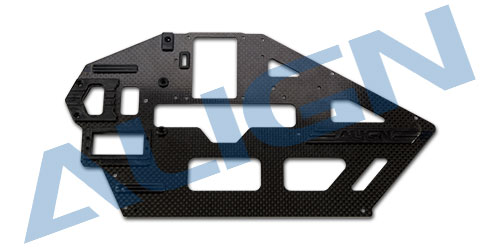 Align T-REX H50B003XXW  500L Carbon Fiber Main Frame(R)/1.6mm Align trex 500 Spare parts Free Shipping with Tracking align trex 360 carbon fiber blades blue hd360b trex 450 spare parts free shipping with tracking