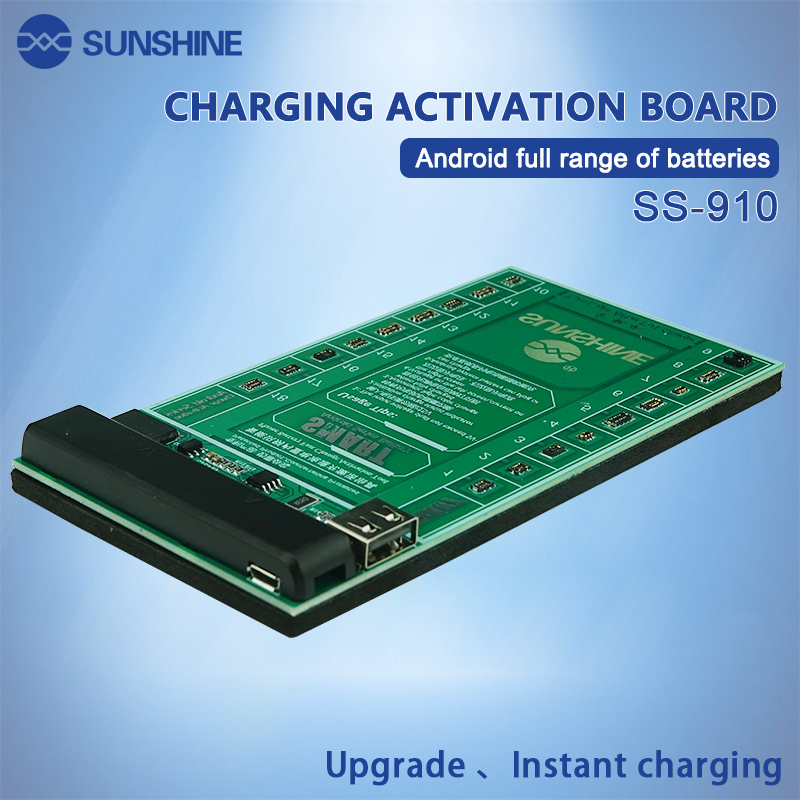 Android Safe Battery Activation Board For Sam HTC.SONY Huawei OPPO VIVO. Lenovo.Battery Activate Charge Board Activation Plate