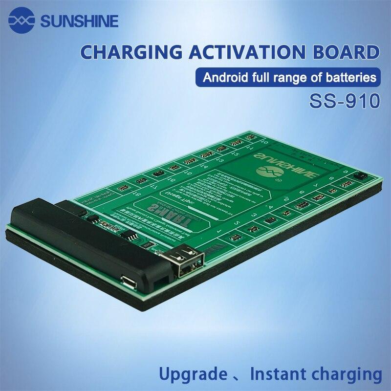 Placa de ativação segura da bateria de android para sam htc. sony huawei oppo vivo. lenovo. bateria ativar placa de ativação da carga