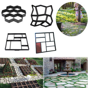 Attirant Gardening Mold Paving Brick Plastic For Concrete Stone
