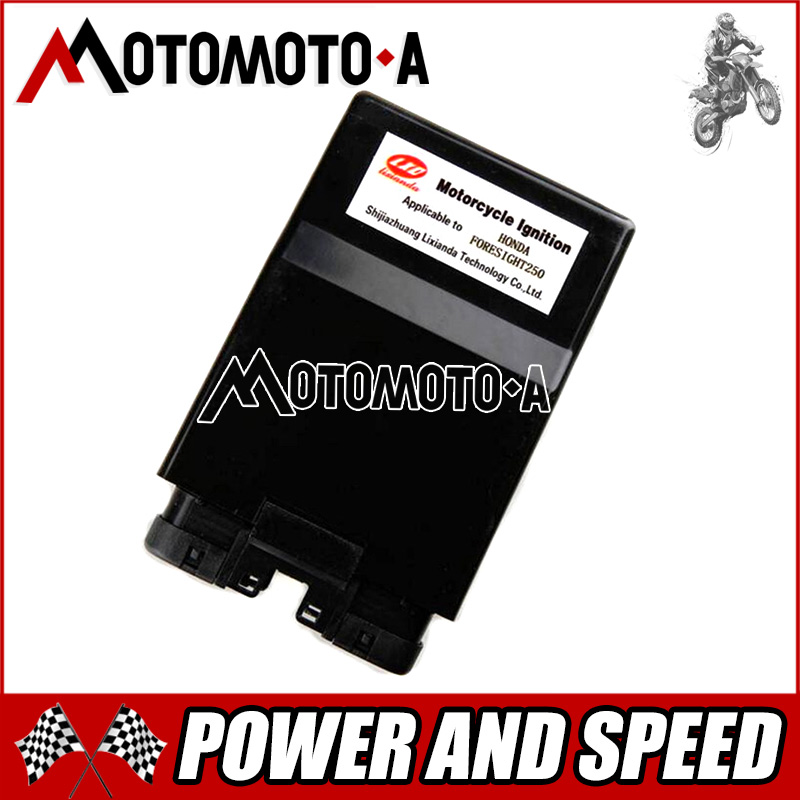 Motorcycle Digital Electronic Ignition Racing CDI Box Unit ECU For Honda FES250 Foresight 250 MF04 NEW