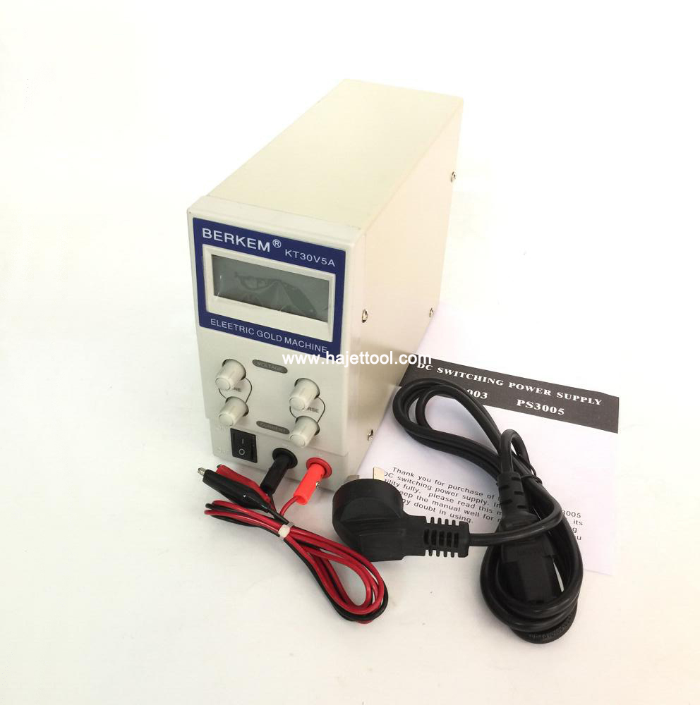 Kostenloser Versand Schmuck beschichtung maschine 30 V 5A Digitale rhodium beschichtung maschine vergoldung maschinen mit titan mesh und draht-in Schmuckwerkzeuge & Ausrüstung aus Schmuck und Accessoires bei  Gruppe 3