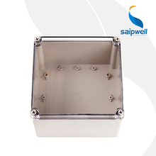 DS-AT-2020  200*200*130mm 2014 Newest Large IP66 ABS Waterproof  Switch Box IP66  (Screw Open -Close Type)