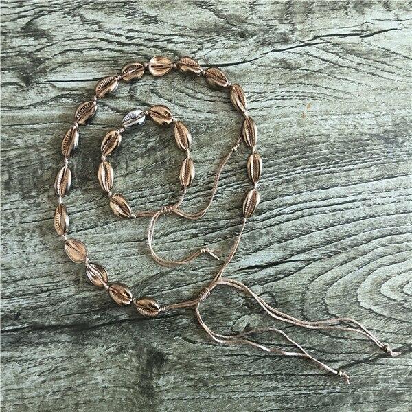 Women Bohemia Jewelry Set...