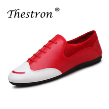 2018 Mens Casual Shoes Hot Sale Slip On Male Drive Shoes Big Smile Loafers Leather Shoes Casual Pu Leather Lazy Men Cheap Shoes klywoo men loafers fashion mens summer casual shoes spring leather shoes men breathable slip on shoes lazy male boats shoes