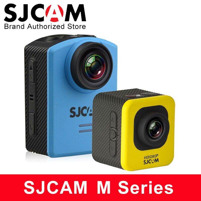 Original SJCAM M10/M20 caméra d'action HD 1080 P Sports DV 1.5 LCD 12MP caméscope plongée étanche caméra DVR sport DV