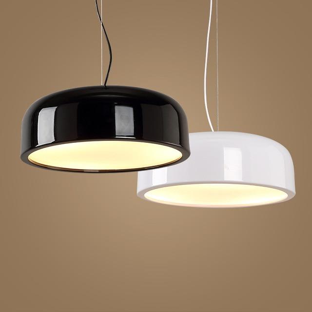 Haixiang Modern Simple Aluminum Pendant Lights Office Restaurant Bar Lamps Creative Art Decorative Lighting E
