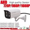 Surveillance Camera 2500TVL AHDM 3 0MP 720P 960P 1080P NVP2441 IMX322 Sensor AHD CCTV Camera Security