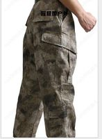 Military army pants Men's Outdoor pants new A TACS pants tactical SWAT S XL