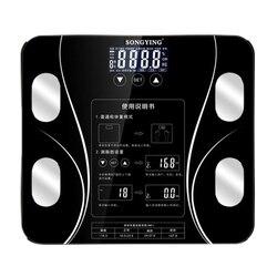 Kontakt przycisk łazienka waga Lcd inteligentny korpus bilans wagi elektroniczne sprytny Bmi waga