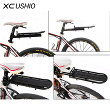 Aluminum Alloy Road Bike Bicycle Rear Carrier Racks Mountain Bike Panniers Bag Carrier