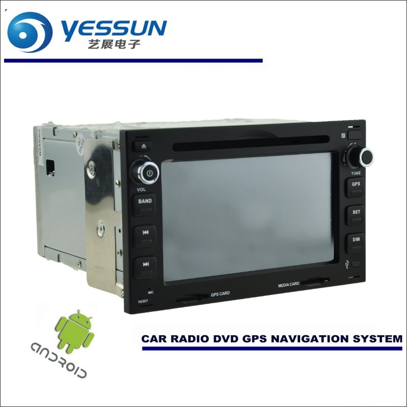 YESSUN Car Android Navigation System For Citroen C2 / C3 2002~2009 Radio Stereo CD DVD Player GPS Navi BT HD Screen Multimedia