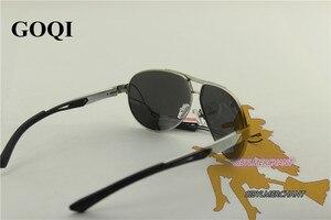Image 3 - Óculos de sol polarizados unissex, óculos vintage para pesca, estilo vintage, gafas polarizadas, 2018 embalagem completa