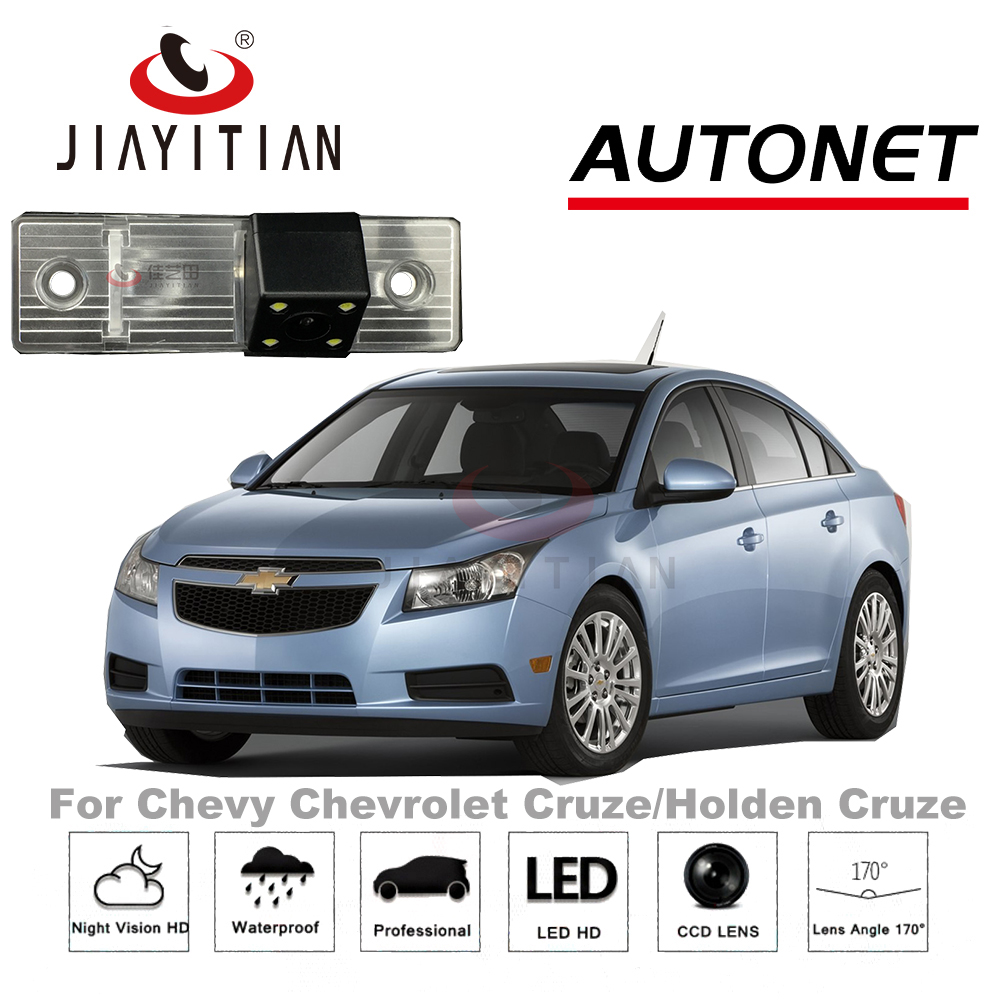 JIAYITIAN Car Rear View Camera For Chevy Chevrolet Cruze/Holden Cruze Sedan 2009~2012/CCD Night Vision/ Parking Assistance led taillight for chevy cruze 2009 2013
