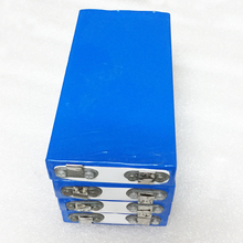 4 шт. 3.2 В перезаряжаемый аккумулятор 10Ah LiFePO4 литий-полимерный ячейки для 12 В 10A аккумулятор e-велосипед UPS мощность конвертер HID Солнечный свет