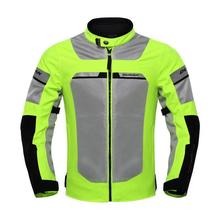 Genuine DUHAN Men Windproof Summer Jackets Breathable Male Motorcycle Racing Jacket Motocross Clothing With Waterproof inner