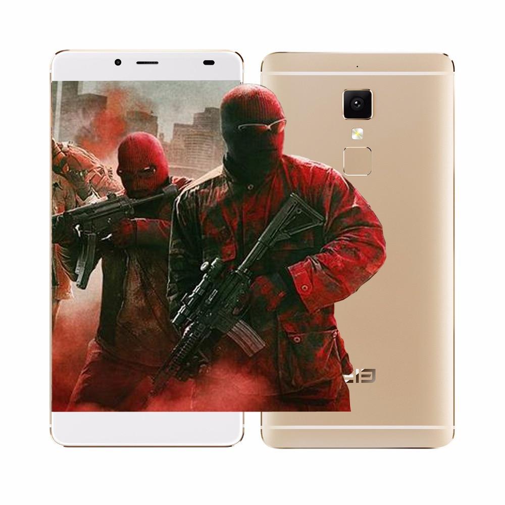 Original Elephone S3 MT6753 Octa Core 5 2 Inch FHD Android 6 0 3GB RAM 16GB