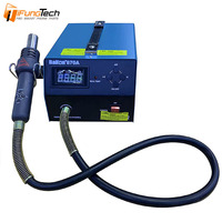 BAKON BK870A Soldering Station High Frequency Adjustable Temperature Soldering Iron With LCD Digital Station Phone Repair Tools