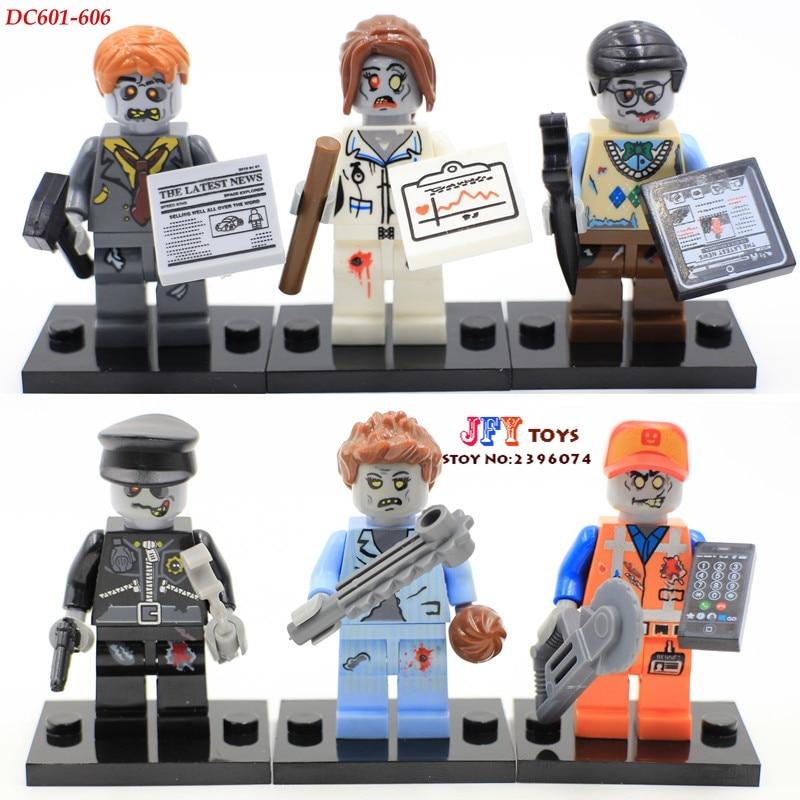 6pcs-star-wars-super-heroes-zombie-world-font-b-the-b-font-font-b-walking-b-font-font-b-dead-b-font-series-building-blocks-model-bricks-toys-for-children-juguetes