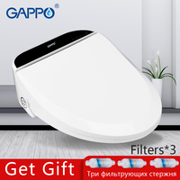 GAPPO Smart Toilet Seat toilet seat cover bidet Electric toilet seat cover intelligent toilet warm clean seat cover
