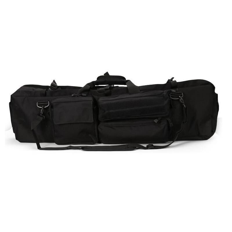 96CM Tactical Gun Bag Heavy Duty Military Shooting Hunting Rifle Gun Protection Carry Bag Nylon Gun Holster Shoulder Bag in Hunting Bags from Sports Entertainment