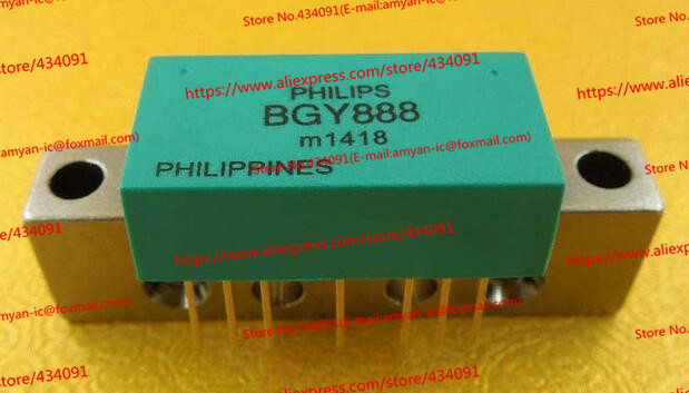 Livraison gratuite 10 PCS/LOTS nouveau module BGY888 12 V 24 V-in Modules de domotique from Electronique    2