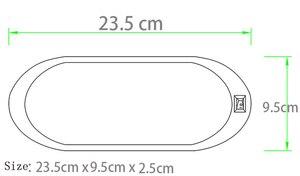 Image 3 - 12 V קרוון אור LED מוטורהום קרוון פנים מנורת ארוך סגלגל לבן RV אורות מנוע אביזרים לבית
