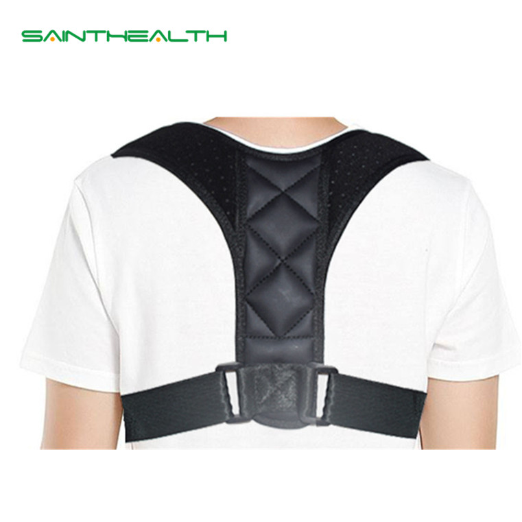 Saint Health Medical Adjustable Clavicle Posture Corrector Men Woemen Upper Back
