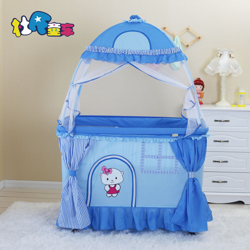 Duchenne Childhood, Multi-functional Crib Manufacturer, Mongolia Style And Game Bed Dc-2015 dc 2015 100