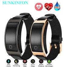CK11S Smart Band Fitness Bracelet Tracker Pedometer Blood Pressure Heart Rate Monitor Wrist Watch Intelligent Bracelet Wristband