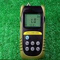 Herramientas FTTH fibra óptica medidor de potencia Tester - 70 a + 6 db probador del medidor de potencia FC / SC conector light prueba de medidor de energía 6 de longitud de onda
