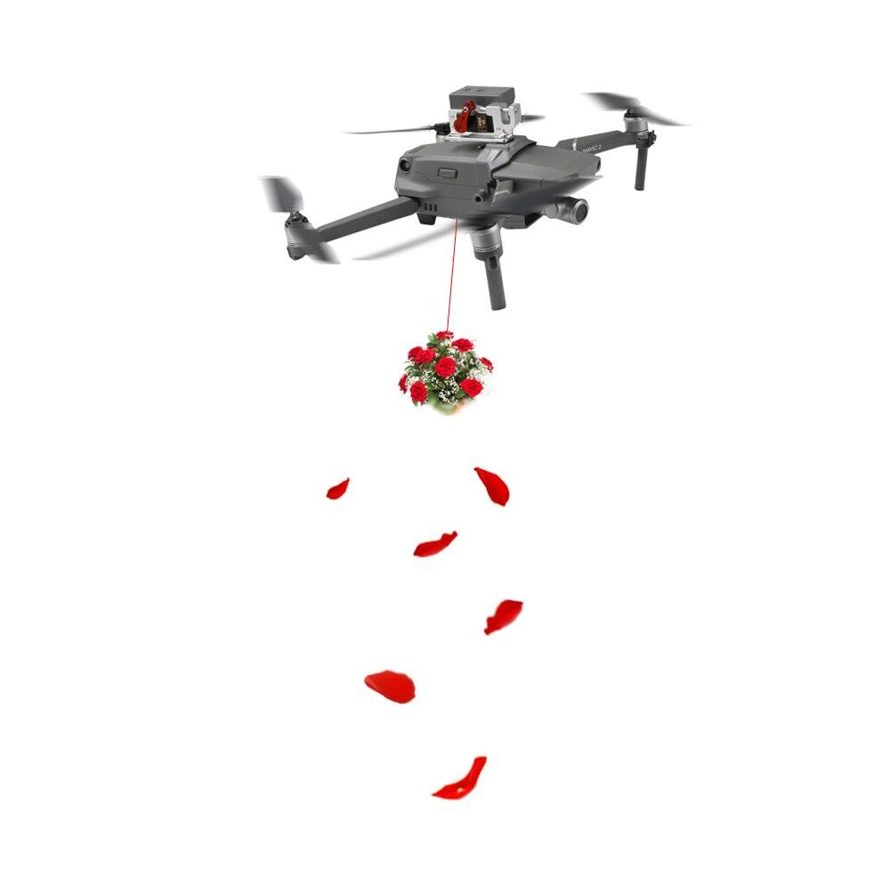 DJI MAVIC 2 Дрон Удаленная доставка параболическая система сброса воздуха для DJI Mavic 2 Pro/Zoom Drone аксессуары