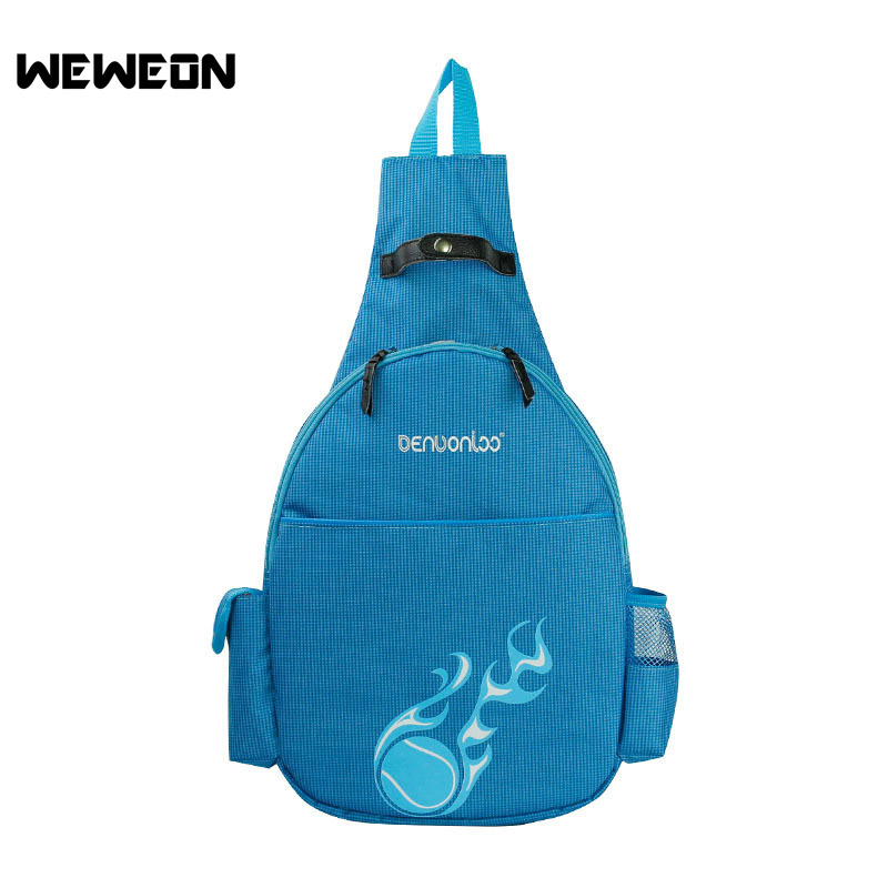 Multifunctional Racquet Sports Bag Badminton Bag Waterproof Tennis Racket Backpack Shoulder Tennis Bag Badminton Racket Bag