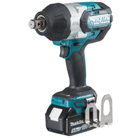 Makita 18V lithium battery series tool Cordless Impact Wrench Charging brushless electric wrench 1,050Nm Torque DTW1001RTJ/RMJ/Z