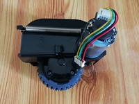 Original Right Wheel Wheel Motors For Robot Vacuum Cleaner Ilife V5 V5s X5 V3 V3s Robot